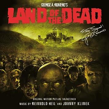 amazon land of the dead johnny klimek reinhold heil 輸入盤 音楽
