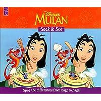 Disney's Mulan: Seek & See