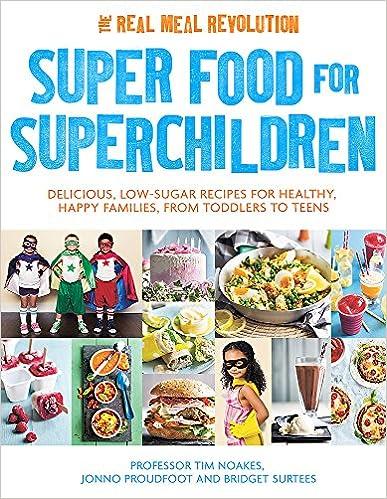 Vorschaubild: Super Food for Superchildren