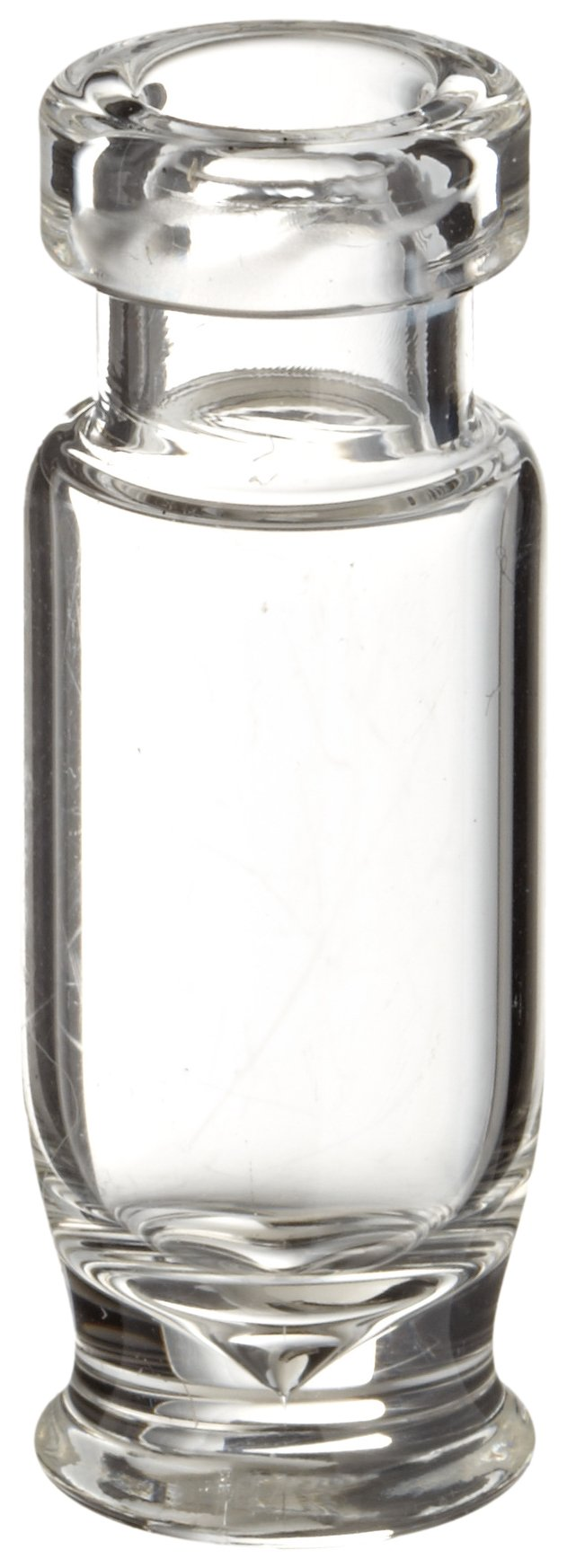 National Scientific Clear Silanized High Recovery Vial (Pack of 100)