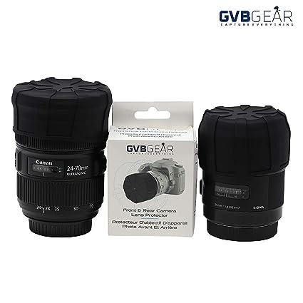 GVB GEAR - Protectores de Lente para cámaras réflex Digitales y ...