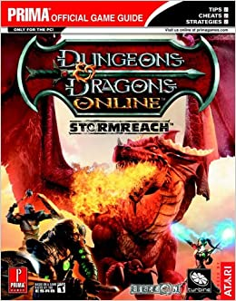 Book Dungeons and Dragons Online: Stormreach Quest and Class Handbook (Prima Official Game Guides)