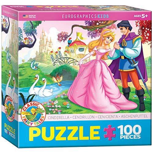 EuroGraphics Cinderella Jigsaw Puzzle (100-Piece) -