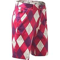 Royal & Awesome Pantalones Cortos de Golf para Hombre