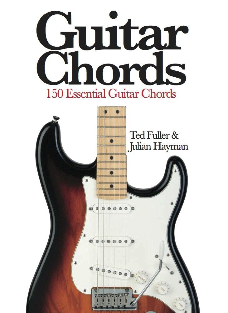 Guitar Chords 150 Essential Guitar Chords Mini Encyclopedia Ted