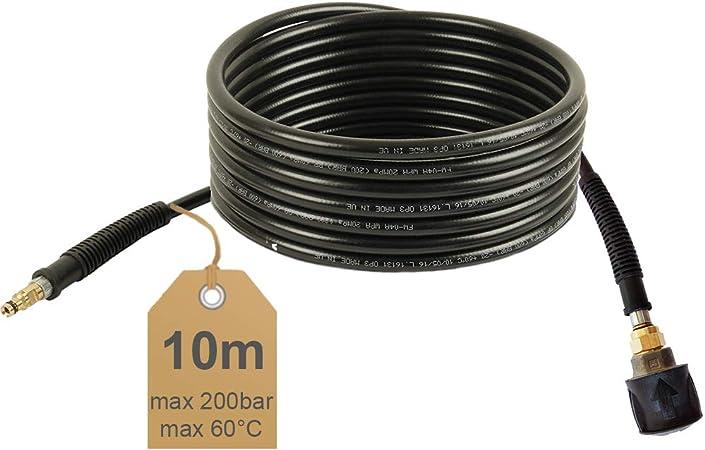 K/ärcher 6m flexible haute pression Extension Pression Connect Syst/ème de laveuse Accessoire