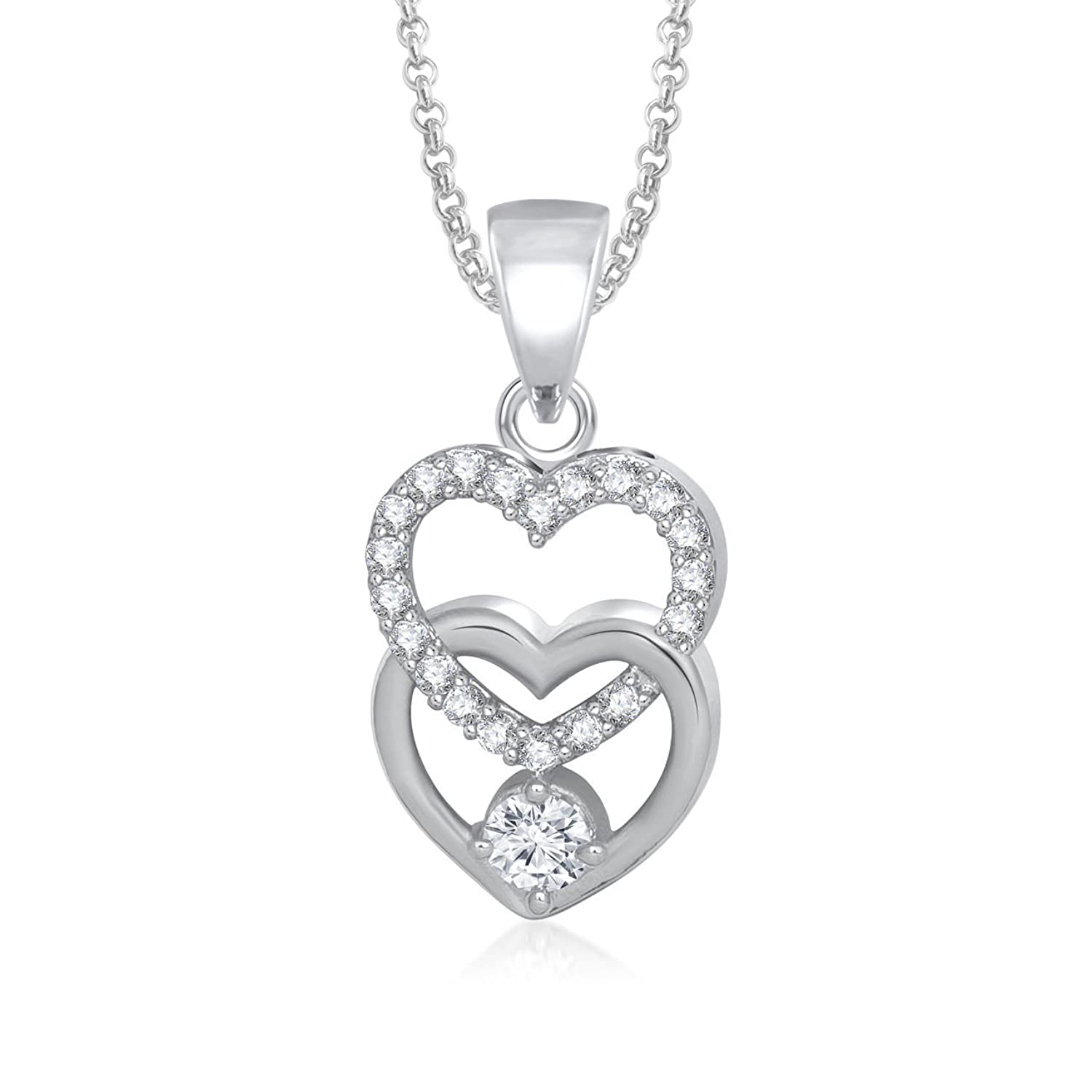beautiful at meenaz women buy girls india for low prices jewellery locket heart and store in pendant love gifts dp amazon lockets dual online valentine