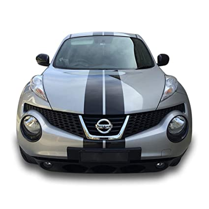 Full Stripe Kit Sticker Decal Graphic Compatible With Nissan Juke R