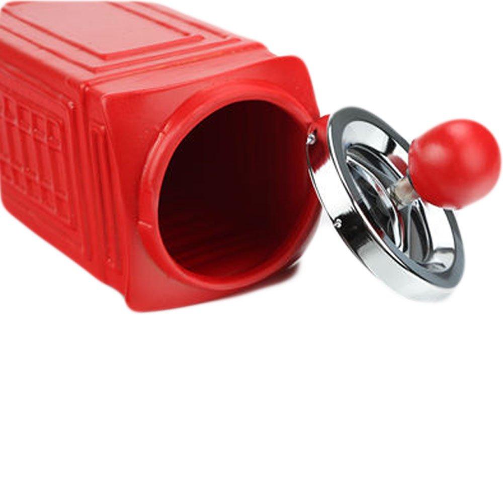 Ardisle Aschenbecher im Design einer roten Londoner Telefonkabine, Drehaschenbecher Others