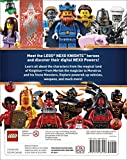 LEGO NEXO KNIGHTS Character Encyclopedia