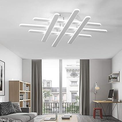 Lámparas de Techo LED de Luz Suave Para Habitaciones ...