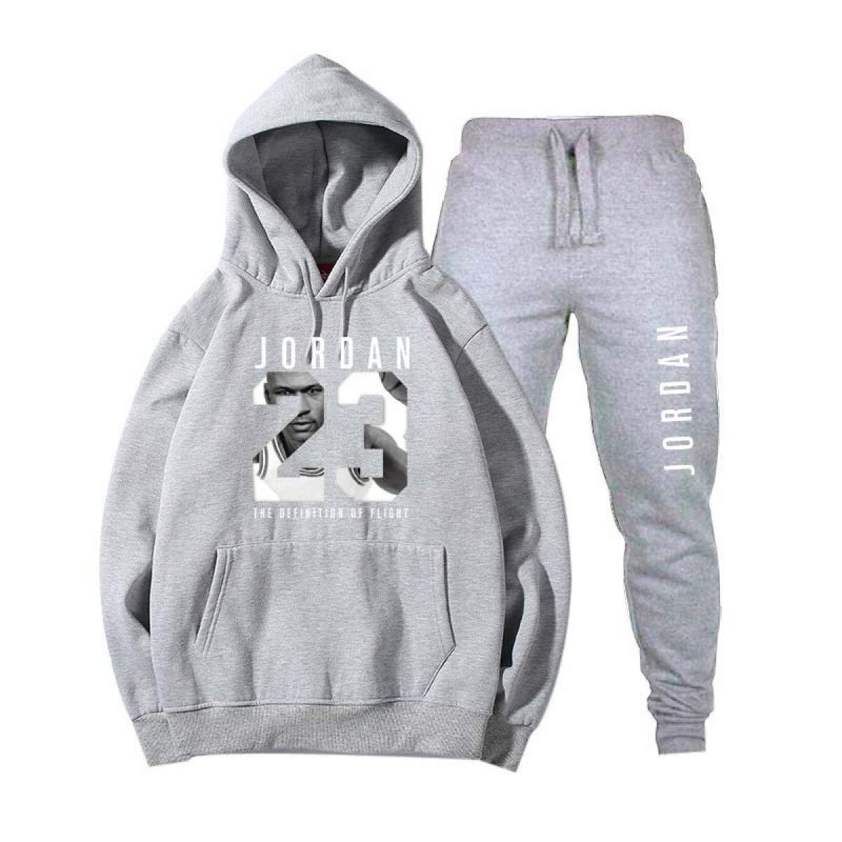 1cd239fc Amazon.com: Jordan 23 Men Sportswear Men Hoodie Pullover Mens Tracksuit  Sweatshirts Clothing: Clothing