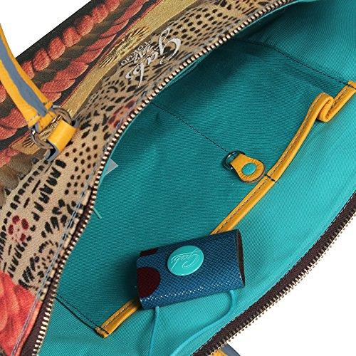 Bolso M de Mujer G3 GABS STUDIO Samurai hombro qFzEx5
