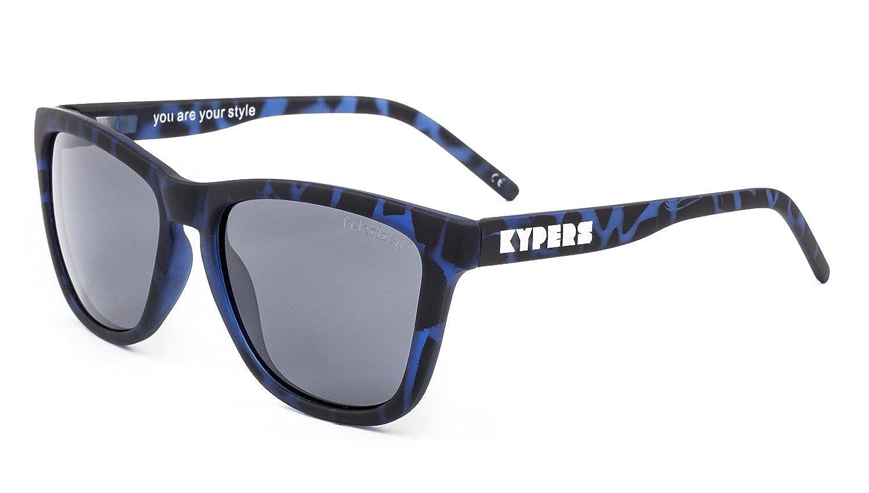 KYPERS Caipirinha, Gafas de Sol Unisex, Havanna Blue-Black ...