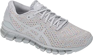 innovative design 49165 9f8ae ASICS Gel-Quantum 360 Knit 2 Women s Running Shoe, Mid Grey Glacier Grey