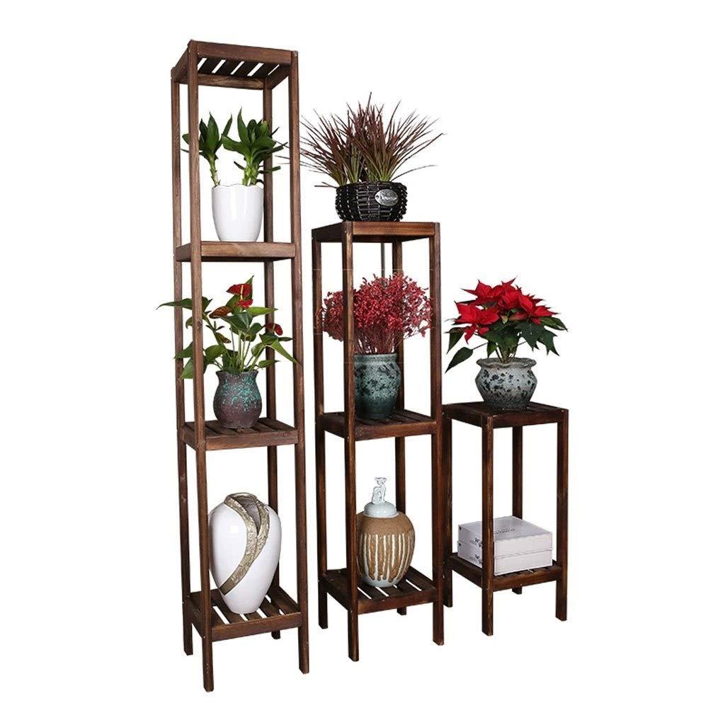 Pet harem AA- Pflanzenständer Neue Chinesische Retro Blume Stand Wohnzimmer Schlafzimmer Dekoration Topf Rack 0430 (größe : 28 * 165cm)