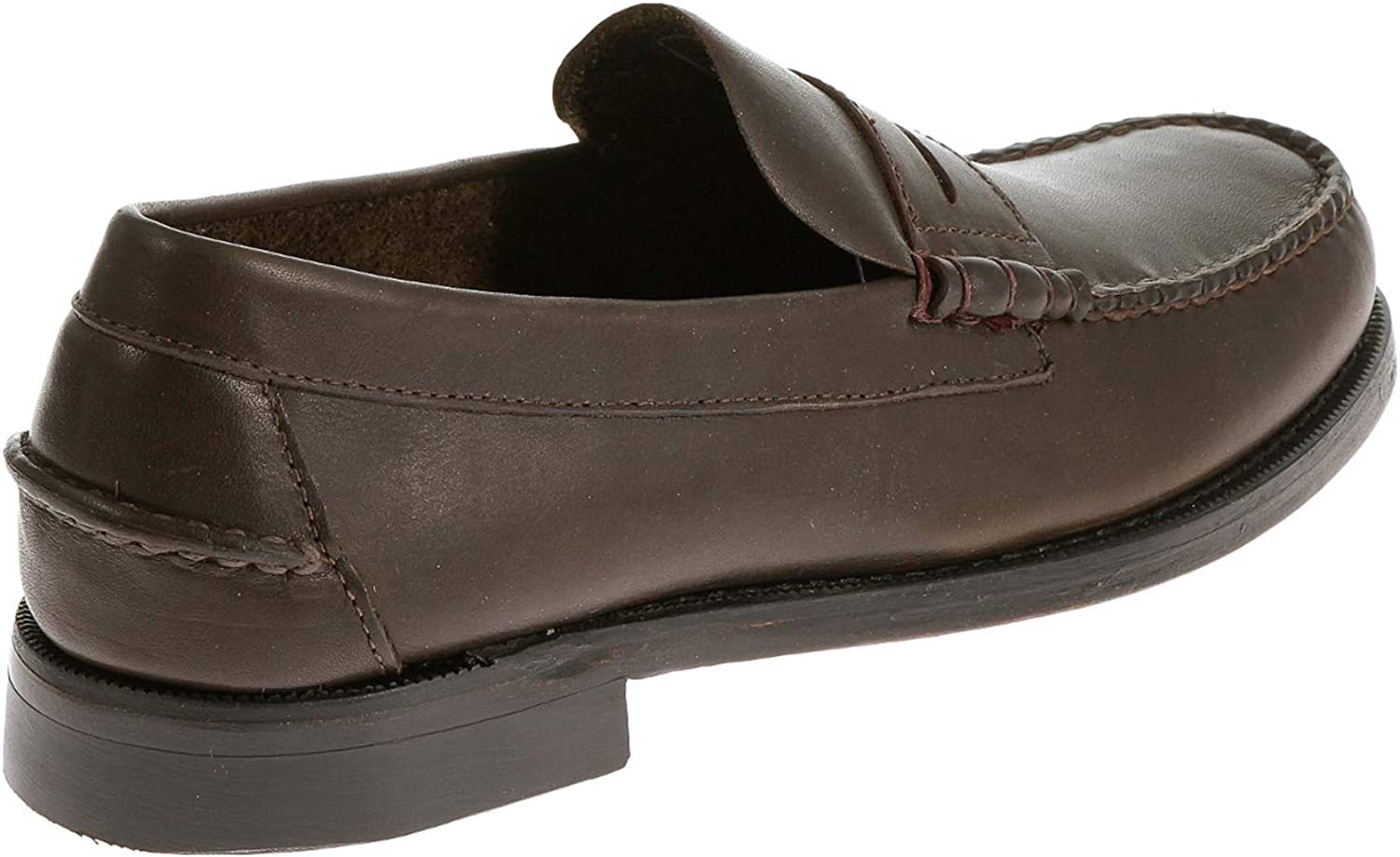 Sebago Mens Classic Leather Loafers
