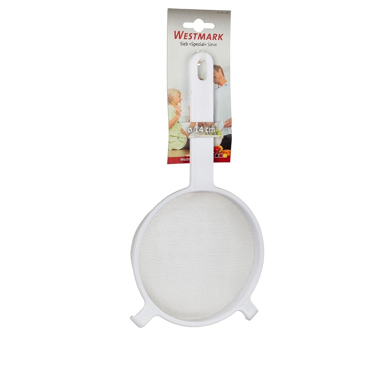 Westmark Haushaltssieb, Durchmesser: 14 cm, Kunststoff, Spezial ...