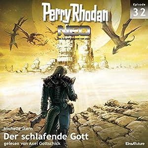 Der schlafende Gott (Perry Rhodan NEO 32) Audiobook