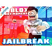 Clip: Roblox Jailbreak (Funny Moments)