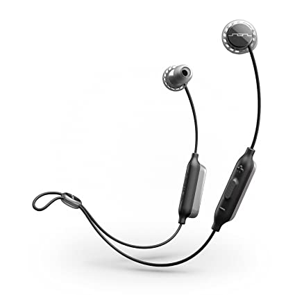 dc408aca4aa Amazon.com: Sol Republic Relays Sport Water Resistant Wireless Bluetooth  Headphones: Home Audio & Theater