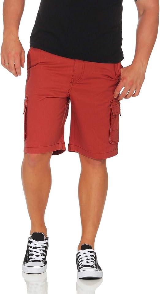 ZARMEXX Pantalón de algodón para Hombre Pantalón Corto de ...