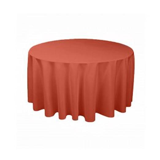 Mantel para mesa redonda (60