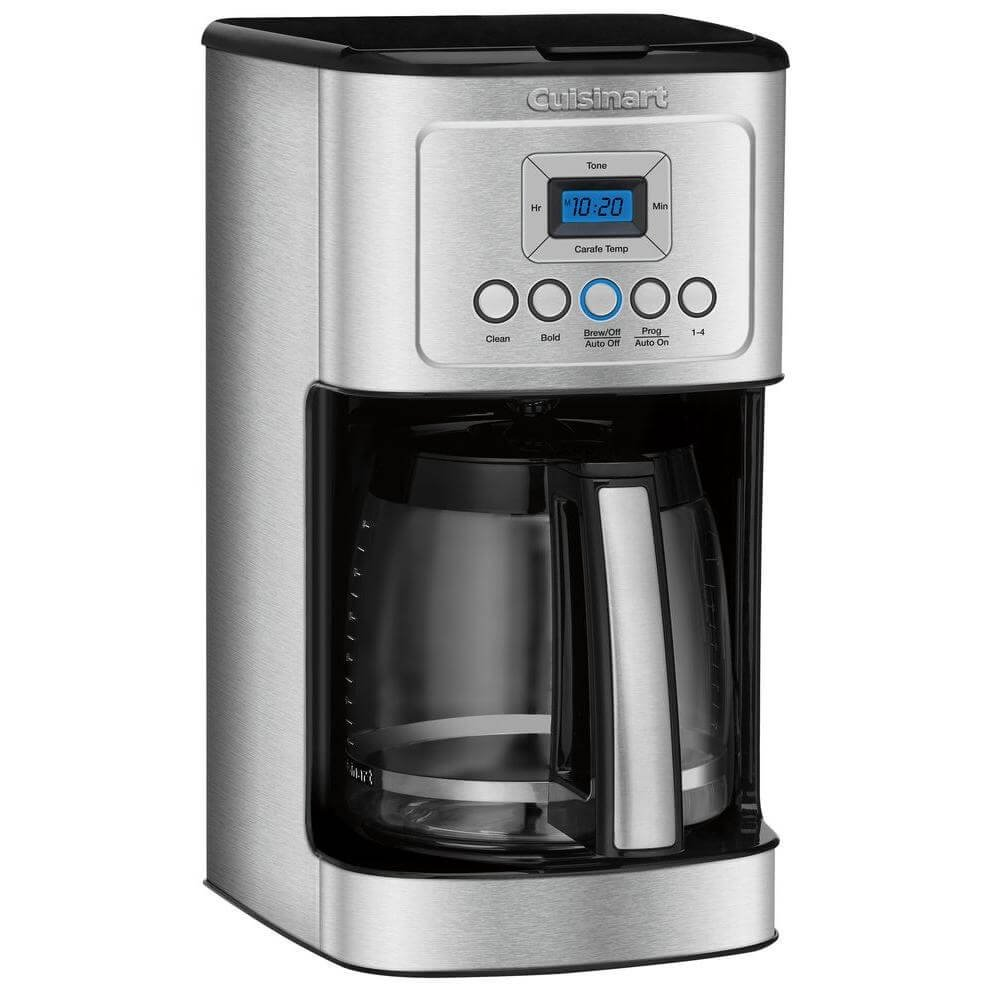 Cuisinart DCC-3200FR Perf Temp 14-Cup Coffee Maker (Renewed)