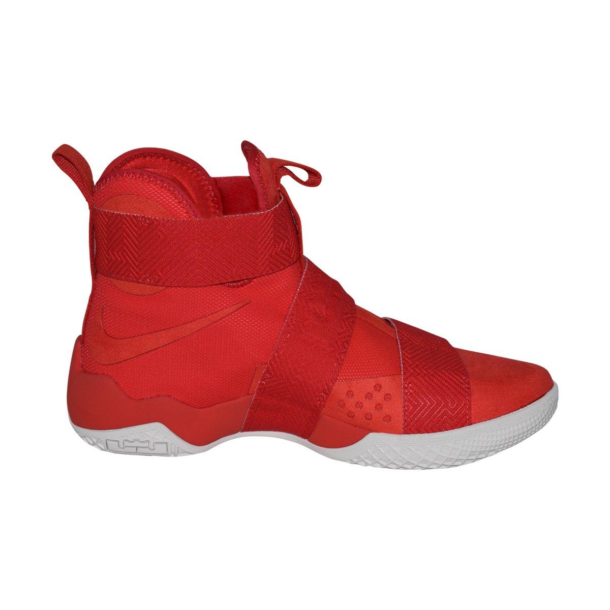 Nike Mens Lebron Soldier 10 Sfg Lux (università Rossa / Università Rossa, 11 D (m) Us)