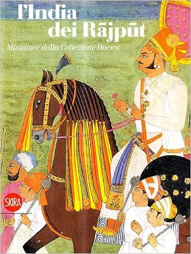 Miniature indiane della collezione Ducrot