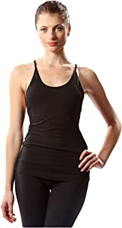 product image for Freestyle Yoga Tank by Hard Tail (Black, Medium)