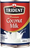 Trident Premium Coconut Milk, 400 ml