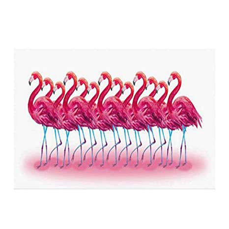 Pink Flamingos 5D Diamond Painting Birds Embroidery Cross Stitch DIY Kit Decor