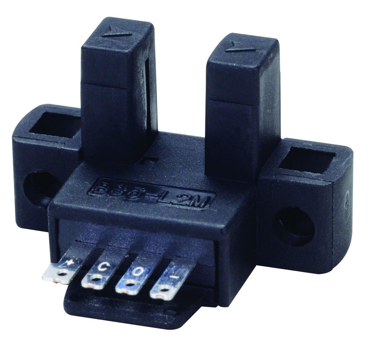 Light /& Dark On AUTONICS BS5-L2M Sensor NPN Output Photo Micro Style 5-24 VDC