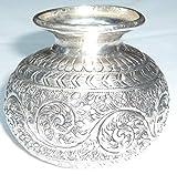 Thai Silver Vase/Jug