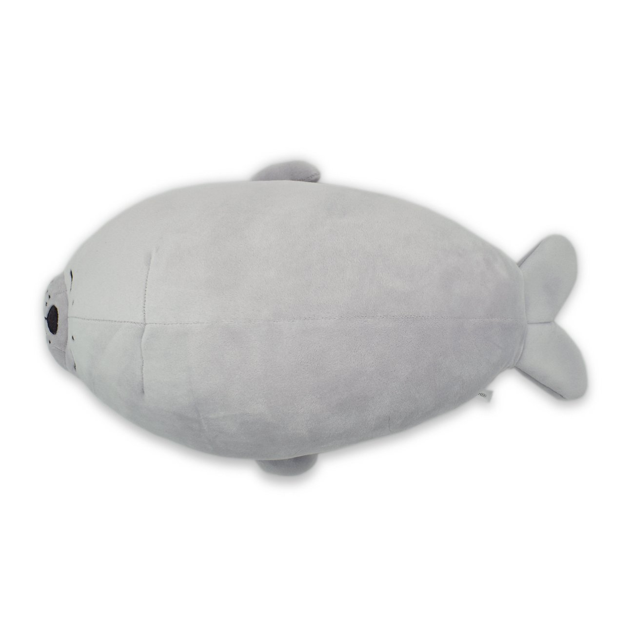Sunyou Plush Cute Seal Pillow - Stuffed Cotton Soft Animal Toy Grey 27.5 inch/70cm (Large) Gift For Friend Kid/Adult On Friendship Day by Sunyou (Image #2)