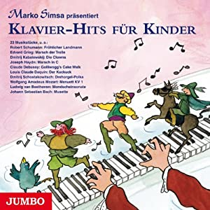 Klavier-Hits für Kinder Hörbuch
