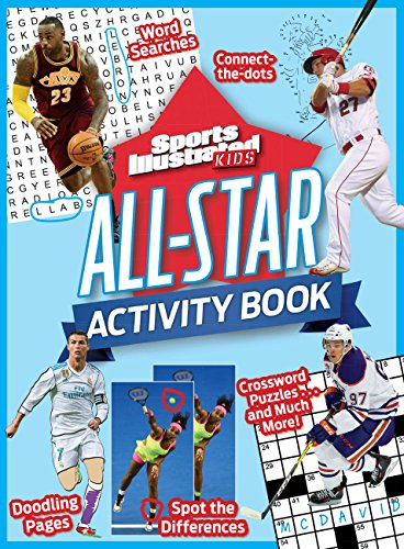 All-Star Activity Book (A Sports...