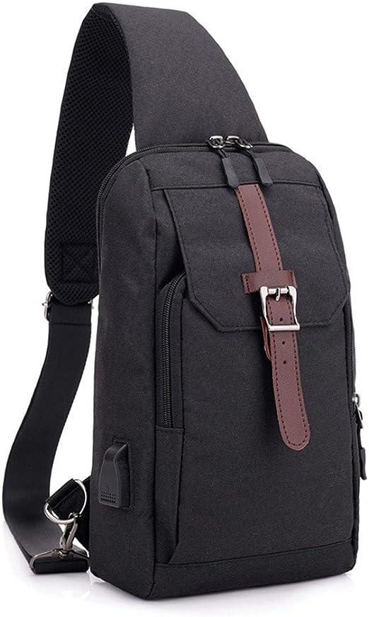 Honda Mochila para Hombre Sling Bag Chest Pack Crossbody Casual ...