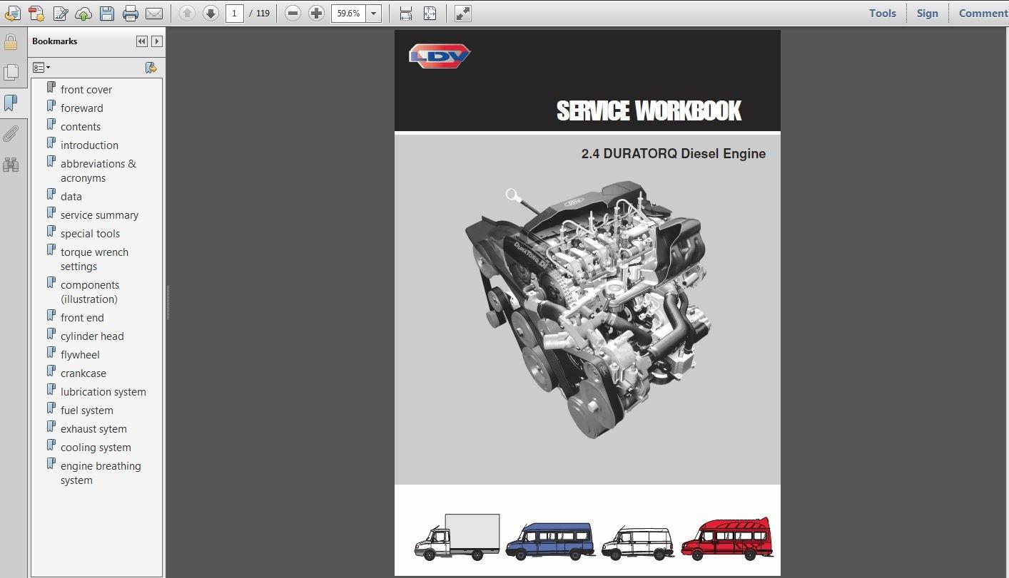 haynes repair manual ldv ebook