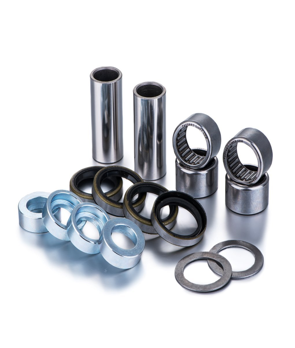 Factory-Links 1995-2004 Swing Arm Bearing Kits SXS 125 200 250 300 360 380 EXC Fits: KTM 125 200 250 300 360 380 SX 125 200 250 300 360 380 MXC : 125 200 250 300 360 380 EGS