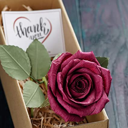 Deluxe Gift BoxRomantic Anniversary Decorations or Gift for Her with Card