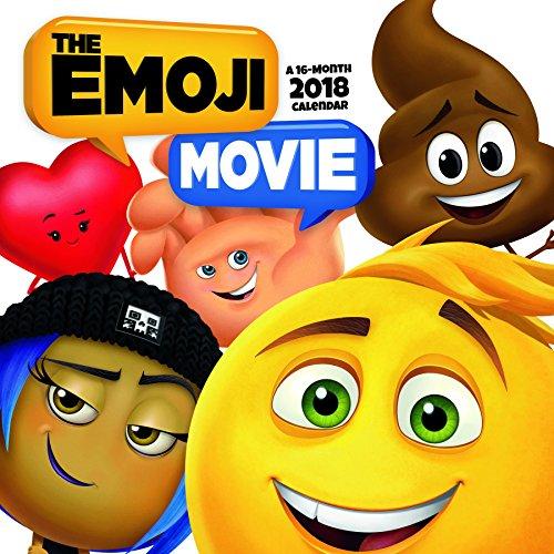 Emoji Movie 2018 Wall Calendar