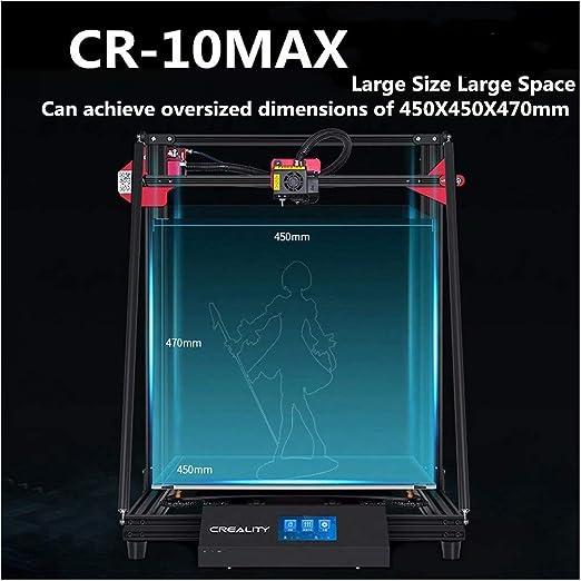 Laecabv Creality CR-10 Max 3D Printer Impresora 3D - Marco ...