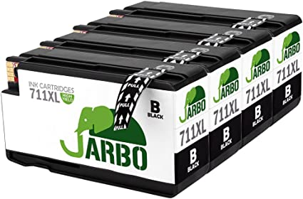 jarbo 711 XL Repuestos para HP 711 711 x l Cartuchos de Tinta Alta ...