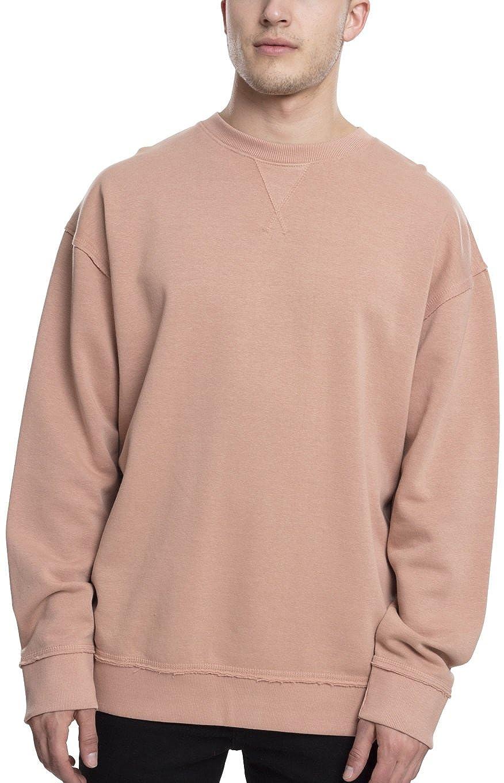 TALLA XL. Urban Classics Oversized Open Edge Crew suéter para Hombre