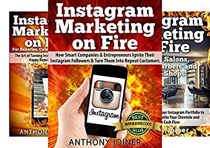 Amazon com: Instagram Marketing On Fire For Hair Salons, Stylists