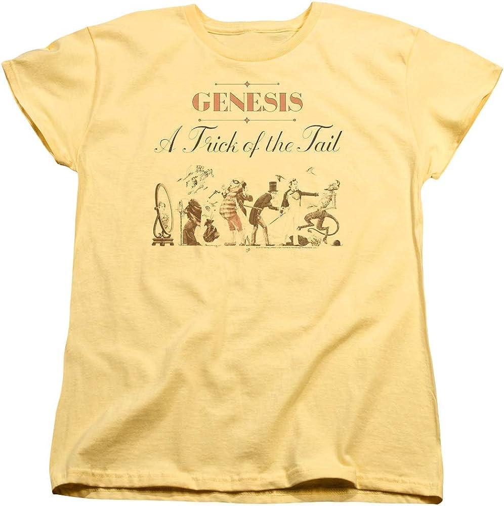 Trevco Genesis Trick of The Tail Women's T Shirt