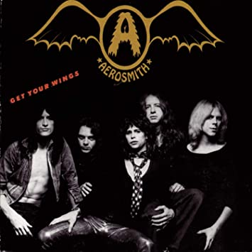 amazon get your wings aerosmith ハードロック 音楽