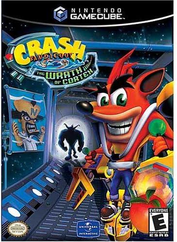 Crash Game Toy : Unforgettable nintendo gamecube games